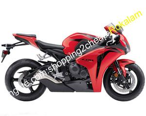 Motorrad für Honda CBR1000RR 08 09 10 11 CBR 1000RR 2008 2009 2010 2011 Rot Schwarz Fairing Kit (Spritzguss)
