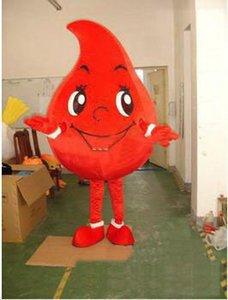 بالجملة وجودة ازياء EVA المواد RED HEART التميمة الفيلم الدعائم حزب الكرتون ملابس