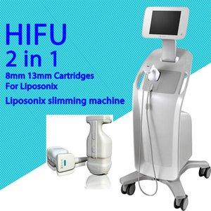 Hot Items!Vertical ultrasound hifu loss weight Hifu Liposonix body slimming ultrasound spa salon home use machine