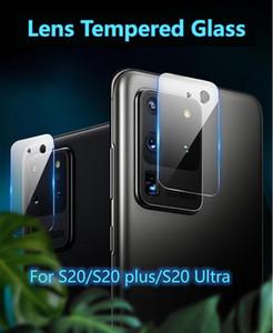 Camera Lens Ausgeglichenes Glas Clear Schutzfolie für iPhone 11 Pro Max XS Max XR X 8 7 6 6S Plus-Samsung Galaxy S20 Plus-S10 note10