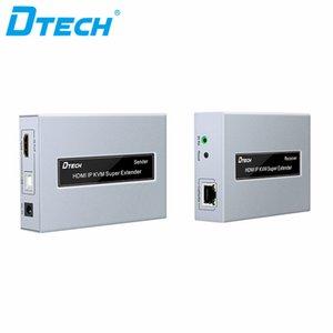 IR tema caliente con control remoto POE HD 1080P HDMI transmisión estable 120m KVM extensor de vídeo sobre IP con el transmisor IR de vídeo