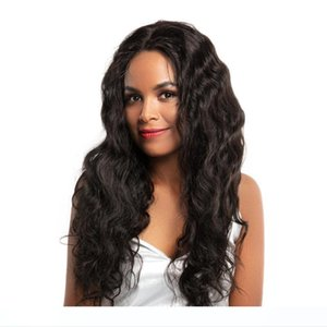 H 360 Lace Frontal Wig Pre Plucked With Baby Hair 180 %Density Body Wave Brazilian Lace Front Human Hair Wigs Dolago Remy