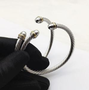 rétro tête ronde en cuivre écologique bracelet ouvert galvanoplastie or véritable phénomène de mode ne se fanent européen et designer américain dames populaires