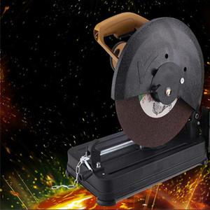 BAIWEN 355 macchina di taglio in acciaio Grinding oro portatile sega ruota e rosso vengono trasmessi a caso per la vendita