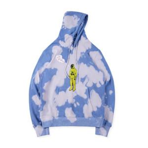 TRAVIS SCOTT AstroWorld Hommes Femmes Designer Hoodies High Street Hip Hop Imprimer Hoodies Sweatshirts hiver Taille S-XL