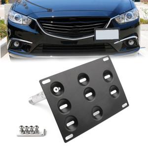 Areyourshop Autoschleppseil-Haken-Kfz-Kennzeichen-Halterung Halter für Mazda 3 Mazda 6 CX5 MX5 Kennzeichenhalter Autoteile 4.9