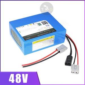 48V 20AH 15AH 10AH ebike 18650 Lithium-Batterie-Pack für 500W 1000W 2000W Elektro-Fahrrad-Roller