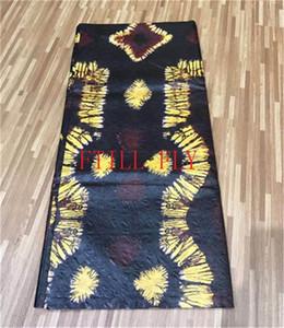tela de la ropa para la fiesta de alta calidad Bazin Riche Getzner tissu mujeres Bazin 5yards la tela del cordón de indias brocado Riche / lot