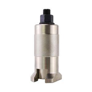 Envío gratuito cerrajero profesional herramientas de bloqueo Civil Pick ha Reparación Herramientas de acero inoxidable Cilindro Extractor