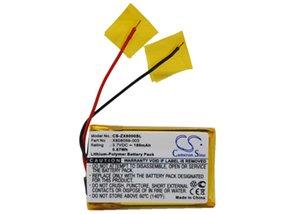 Cameron Sino 180mAh Batterie X808059-003 pour Microsoft LifeChat ZX-6000, pour Siemens Gigaset ZX600