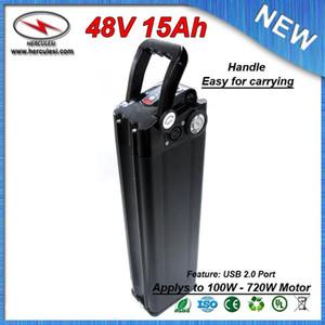 배터리 충전기 48V 15Ah 배터리 충전기 삼성 Porta USB 충전기 + FRETE GRÁTIS