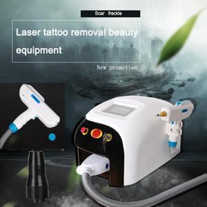 Profesyonel Dokunmatik Ekran ND Yag Q Anahtarı lazer Saç Dövme kaldırma Pigment Nokta Skar Kaldırma Cilt Gençleştirme Güzellik Makineleri CE / DHL