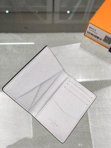Nueva carta negro hombres del cuero genuino corto billetera con titulares de la tarjeta llave de la caja clásica celosía mujeres de la carpeta de tamaño M30315 8-11-1 cm
