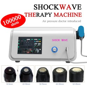 ESWT Shockwave Therapy Muscle Stimulaiton For ED Treatment Acoustic Radial Shockwave Therapy Machine Body Pain Relief