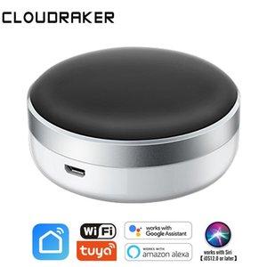 Tuya App Evrensel IR Akıllı Uzaktan Kumanda WiFi + Kızılötesi Ana Kontrol Hub 360 Derece tarihinde Yardımcısı Alexa Siri IFTTT