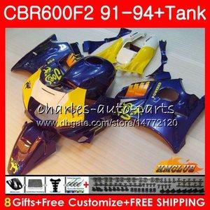 HONDA 600cc의 CBR 600F2 CAMEL 용 키트 + 탱크 블루 핫 CBR 600 F2 FS (91) 92 1,991 1,992 40NO.83 CBR600FS CBR600 F2 CBR600F2 93 94 1,993 1,994 바람막이