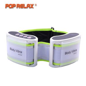 POP RELAX Taille Ceinture De Massage Minceur Vibration Corps Relaxant Instrument Vibro Vibrateur Électrique Soins De Santé Vibrante Masseur