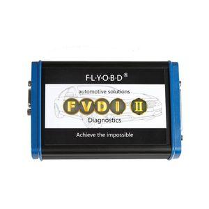FVDI2 ABRITES Strumento di diagnostica Commander FVDI 2 con 28 versione completa del software senza limiti di tempo Aggiornamento gratuito online