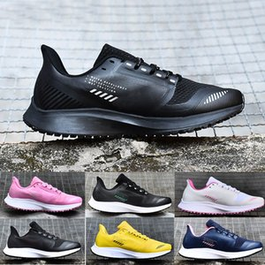 2020 Pegasus 36 Escudo del zumbido del aire diseñador entrenador zapatilla de deporte en ejecución para SIZE36-45 hombres mujeres Euro