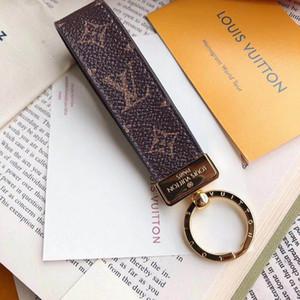 Luxo Cadeia Keychain alta Qualtiy Key titular chaveiro cadeia Marca Designers Key Porte Clef Presente Homens Mulheres de viaturas Bolsa Chaveiros com Box