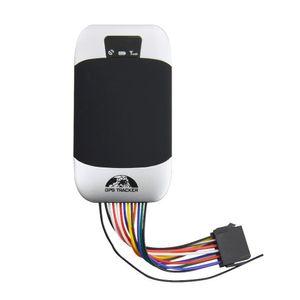 New Waterproof TK303G Motorcycle GPS Locator Rastreador Car GPS Tracker Coban GPS303G Cut off Engine Oil Real Time Web APP Track