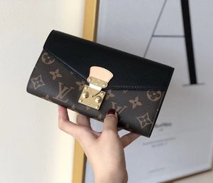 2019 new Designer Purse Women Wallet and Men Wallet Designer clutches Brand classic 58414 19 cm
