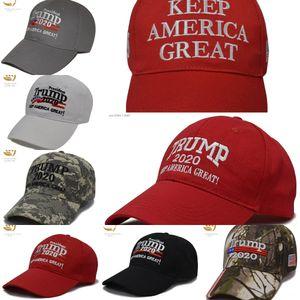 YSLLy Baseball Femmes de broderie Chapeau Keep America Great Hats Trump Cap Kag Trump soutien Donald Mens 2020 Cap Fashion