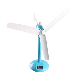 DIY Wind Turbines Generator Science Assemble Kits Toy - Exploring DC Motor Kids Physics Electricity Learning