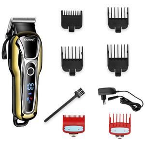 capelli Kemei tagliatore di capelli professionale Trimmer in capelli tagliatore Maquina cortar cabelo fkVcj