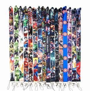 Universal Ni anúncio L -A cordão preto / azul / branco 11 CORES CORREIA disponível para todos os celulares HOT VENDA STRING Correia de pescoço