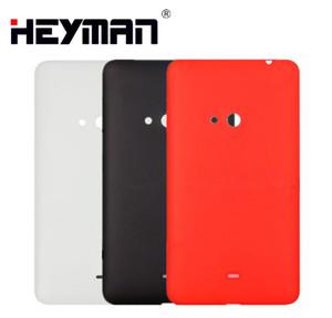 Batería de la cubierta para Nokia Lumia 625 Caso de la contraportada del bisel posterior Lumia Las piezas de repuesto puerta