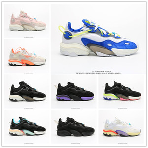 ZX торсионной пружины Boots SQ вязать Ting кроссовки для мужчин Женщины Черный Синий Whhite фиолетовый кроссовки На открытом воздухе Спортивная обувь Мода Размер 36-45