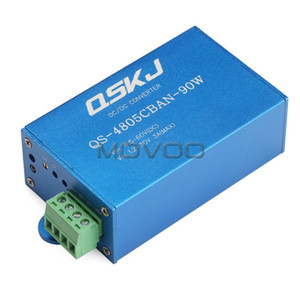Freeshipping 5 PCS / LOT DC Step Down Converter DC 4.5 ~ 60V a 1.25 ~ 30V 3A 90W Buck Modulo di alimentazione / Driver Module DC 12V 24V Power Adapter