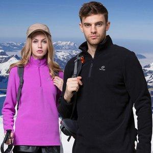 الرجال المرأة الشتاء الصوف سوفتشيل سترات outdoor الرياضة tectop معاطف التنزه التخييم التزلج الرحلات الذكور الإناث جاكيتات VA081