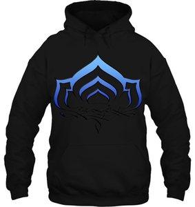 Warframe Lotus Sembol Komik Streetwear (Erkek Hoodies Sweatshirt Erkek Giyim erkekler kadınlar Hoodies Sweatshirt Hort Yapımı