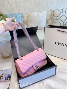 Модная классическая женская сумка через плечо для выбора бровей ladylike style check grain size 25 cm