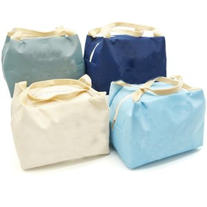 Öğle yemeği çantası Yaratıcı totoro yalıtım bento çantası taşınabilir su geçirmez Oxford kumaş kalınlaşmış öğle saklama çantası BG410