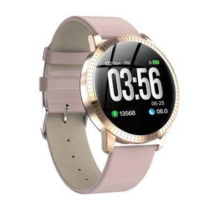 CF18 intelligente braccialetto di alta qualità orologio impermeabile IP67 HD Display inseguitore attività Sala fitness cinturino monitor della frequenza cardiaca