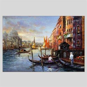 Хуа Туо Пейзажная живопись масляными красками HT-1170524