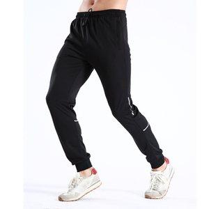 Мужские брюки Быстрая сушка и дышащий бегущий фитнес спортивный отдых