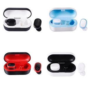 DT-6 TWS Wireless Earphone Bluetooth 5.0 TWS Sports Earbuds Stereo Headset 3D Stereo Sound Microphone with Charging Box DT-1 DT-9 Buds Air 3
