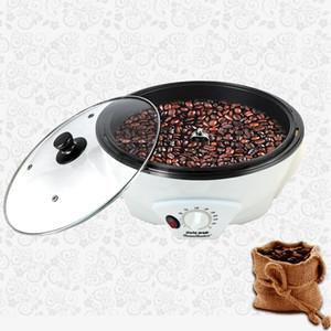 Máquina De Torrefação Roasting Do Café Gergelim De Amendoim Feijão Doméstico 220 V UE / REINO UNIDO Plug Baking Máquina 800g Capacidade