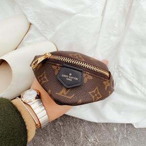 Nueva correa de cadena de bolsas, la bolsa de mensajero unisex viajes último estilo Super Mini Muñequera 030504