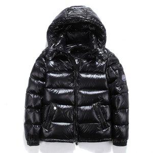Hommes 2020 Luxe Stylistes Vestes Hommes Parkas haute qualité chaud Casual Trendy Veste Homme Blanc duvet de canard homme noir manteau d'hiver