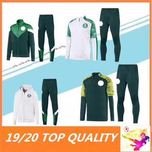 19 20 Palmeiras SOCCER رياضية البرازيل G.JESUS ALECSANDRO 2019 2020 Palmeiras maillot de foot jacket suit