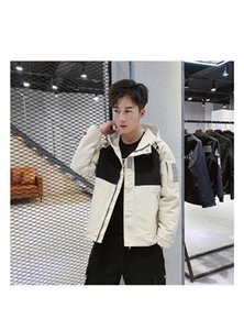3M Yansıtıcı Ceket İlkbahar Sonbahar Casual Gevşek Kapşonlu Ceketler Coats 19ss Erkek Tasarımcı