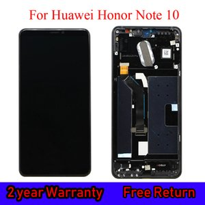 """For Honor Note 10 LCD Display Touch Screen Digitizer Assembly 6.95"""" Mobile Phone Replacement Parts For Huawei Honor Note 10 LCD"""