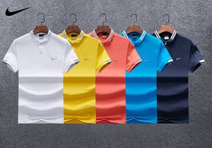 classic slim fit mens polo shirt quality Cotton embroidery t shirts summer Short sleeve mens designer polo shirts brand polo designer hommes