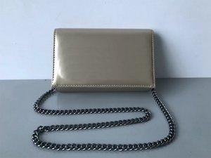 을 Freeshipping 뜨거운 판매 패션 핸드백 여성 어깨 가방 문자 G 스타일의 핸드백 지갑 여성 가죽 체인 가방 크로스 바디 핸드백 가방