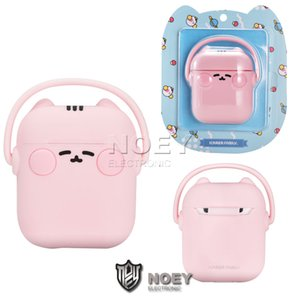 For Airpods Case Washable Liquid Silicone Protector Cover for Apple Airpod 1 2 Earphone Cute Cat for AirPod Cases with Retail Box noey
